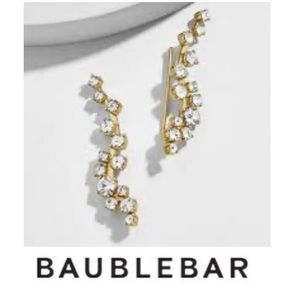Bauble Bar Farrah Ear Crawlers
